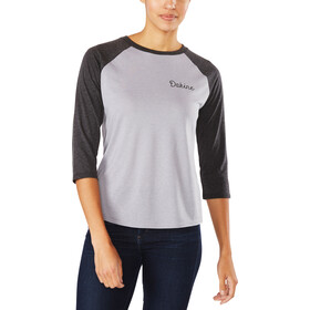 Dakine 3/4 Raglan Tech T Women Heather Dark Grey
